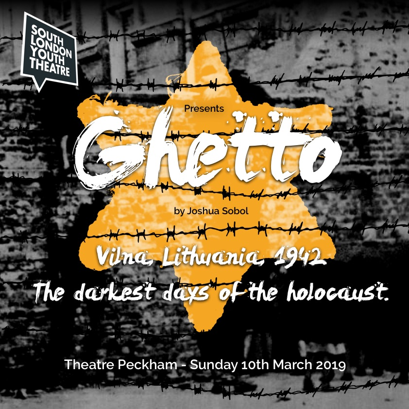 GHETTO By Joshua Sobol – 7.00pm