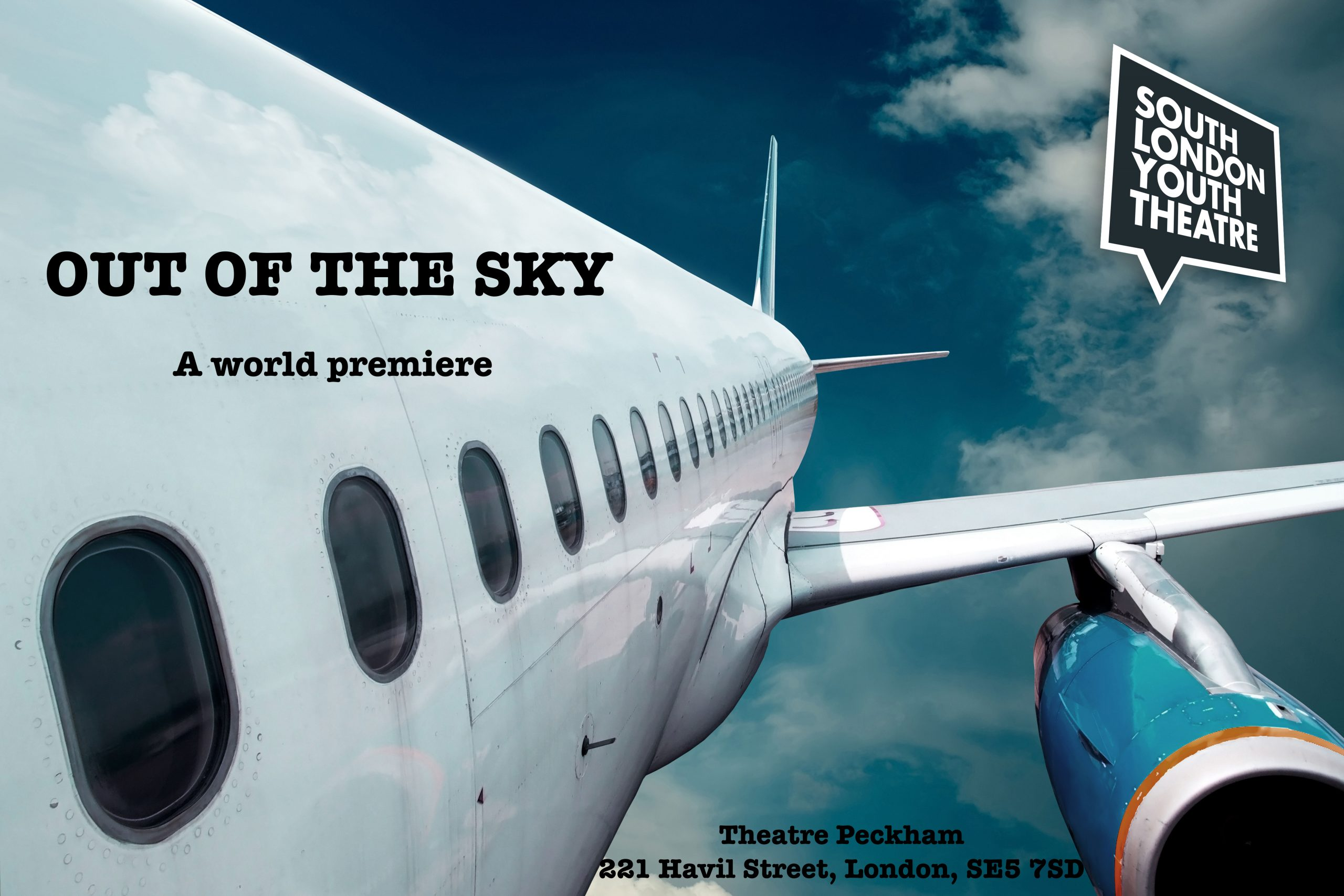 OUT OF THE SKY – 3.00pm Matinee